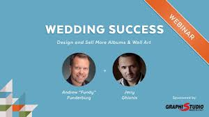 wedding albums and more webinar sell more wedding albums wall with jerry ghionis