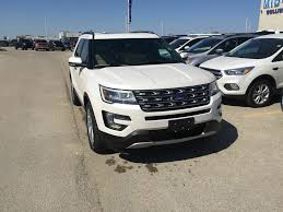 new 2017 ford explorer limited 4wd 4 door sport utility in