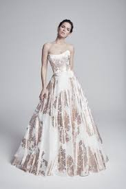 coloured wedding dresses uk we reveal the wedding dress trends here to stay and it s bad news