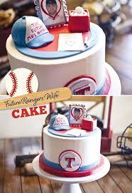 favorite detail future texas rangers wife cake hostess with
