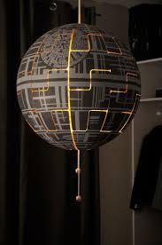 star wars fans turn ikea lamp into death star unshootables