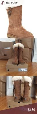 s ugg australia burgundy plumdale charm boots 698 best my posh closet images on