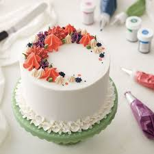 wedding cake icing vanilla buttercream frosting recipe wilton