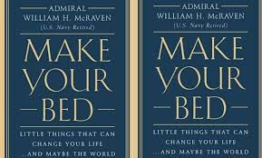 Make Your Bed Make Your Bed U0027 Ex Navy Seal U0027s Advice Book Hits 1