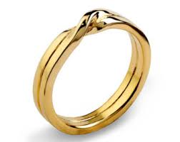 wedding rings gold wedding bands etsy