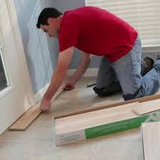 flooring how to installing laminate flooring with blue paint