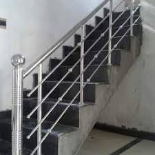 Steel Handrails For Steps Stainless Steel Railings In Kochi Kerala Ss Railings