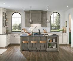 what color kitchen cabinets go with agreeable gray walls at lowes culver painted agreeable gray and foxhall