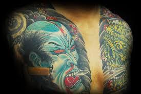 10 gruesome severed head tattoos tattoodo