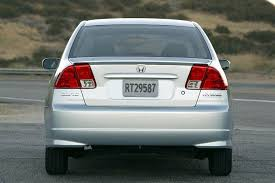 2007 honda civic hybrid reviews 2004 honda civic hybrid overview cars com
