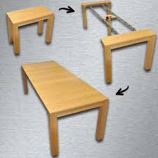 tavoli consolle allungabili prezzi guide allungabili telescopiche per tavoli estensibili e consolle