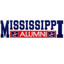 ole miss alumni sticker mississippi rebels alumni car decal the official ole miss shop