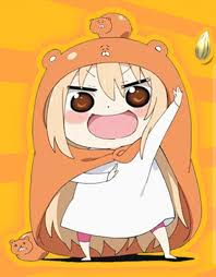 1p anime cosplay double sided flannel himono onna orange color