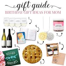 Gift Idea For Mom Gift Guide Birthday Gift Ideas For Mom Andree In Wonderland