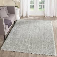 Better Homes And Gardens Rugs Better Homes And Gardens Silver Plush Eyelash Shag Area Rug