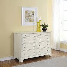 simple and practical white 8 drawer dresser johnfante dressers