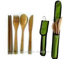 list manufacturers of travel cutlery set bamboo buy travel