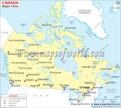 cities map canada cities map cities in canada maps of