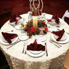 tables and chairs upstate event services