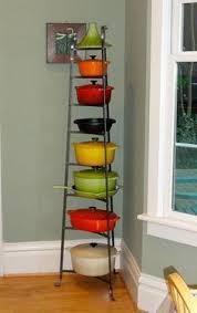 Spice Rack Mccormick Pot Pan Rack Spice Rack Shelf Retro Red Vintage Kitchen Decor Wall