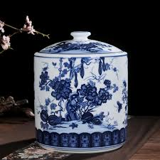online get cheap blue ginger jars aliexpress com alibaba group
