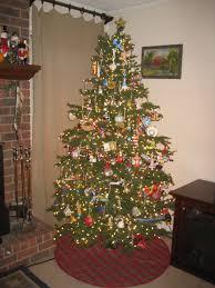 christmas tree cd christmas lights decoration