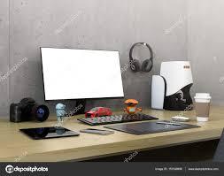bureau de designer bureau de design produit photographie chesky w 151549936