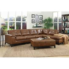 austin top grain leather sectional with ottoman trent austin design lonato sectional couches pinterest birch