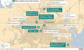 map houston airports in maps houston and flooding news