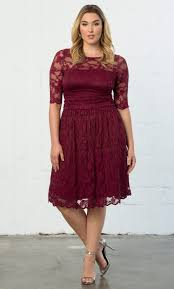 lace dress lace dress plus size lace overlay dress kiyonna