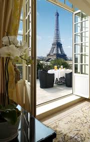 Eiffel Tower Bedroom Decor Room Amazing Hotel With View Of Eiffel Tower From Room
