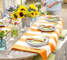 Summer Table Decorations Summer Inspired Design Ideas For Your Home Rental