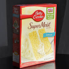 box lemon cake mix recipes food photos