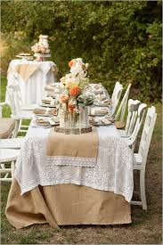 burlap wedding ideas outdoor rustic burlap wedding decor ideas two pink canaries