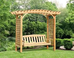 Swing Arbor Plans Best 25 Wooden Swing Set Kits Ideas On Pinterest Kids Clubhouse