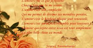 poeme 50 ans de mariage noces d or texte anniversaire vie commune