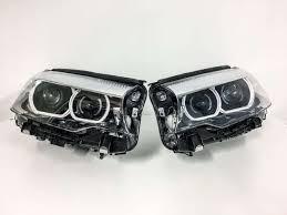 bmw headlights at night bmw 5 series headlights oem bmw headlights xenonled eu
