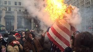 Flag Burning Supreme Court Kgw Com Veteran U0027at A Loss For Words U0027 After Portland Protesters