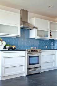 blue kitchen tile backsplash blue subway tile vitakoci org