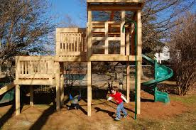 Backyard Playhouse Ideas The Of A Playhouse Part 2