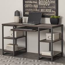 Black Computer Desk Black Corner Computer Desk Metal Computer Desk With Glass Top