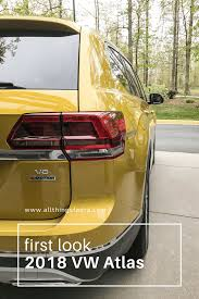volkswagen atlas interior sunroof first look at the volkswagen atlas you know you want to look