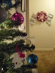 Hello Kitty Christmas Tree Decorations Felt Hello Kitty Christmas Ornaments Now Modified W Christmas