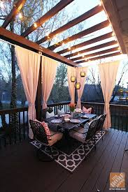 How To Build A Pergola Over A Patio by Best 25 Deck Pergola Ideas On Pinterest Deck With Pergola
