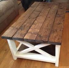 Rustic Coffee Table Ideas Really Like These Kinds Of Tables Maybe A Slightly Lighter Brown
