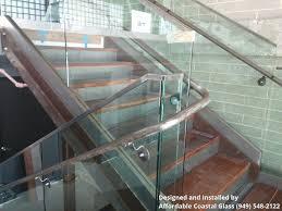 glass railing archives affordable coastal glass