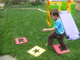 backyard obstacle course design and ideas of house