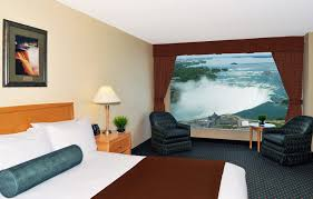 Cottages In Niagara Falls by Embassy Suites By Hilton Niagara Falls Fallsview Niagara Falls
