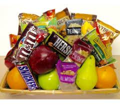 Snack Basket Food Baskets Wyoming And Grandville Mi