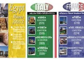 travel brochure template for students travel brochure exles for students cyberuse